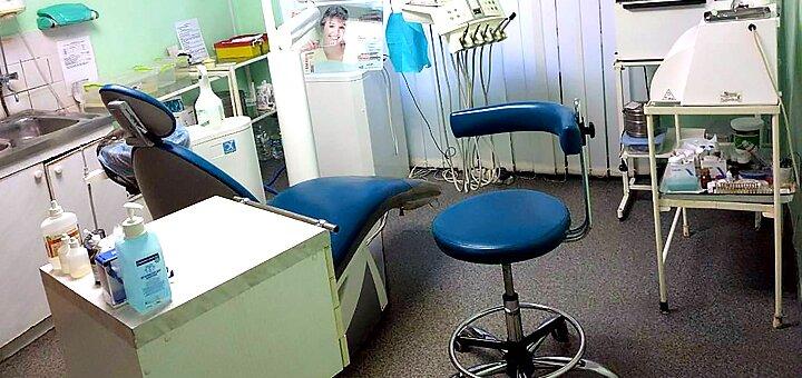 Скидка до 85% на УЗ-чистку, полировку, Air-Flow и фторирование в «Стоматологии семейной улыбки»