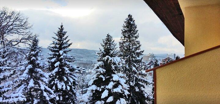 От 5 дней осенью, на Новый год и Рождество с питанием в санатории «Лыбидь» в Трускавце