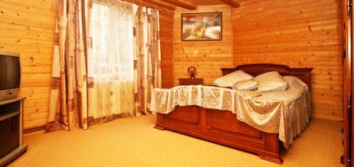 От 3 дней отдыха в отеле «Довбушанка» в центре Буковеля