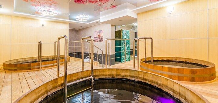 От 2 дней SPA-отдыха летом в отельном комплексе «Sky River» под Киевом