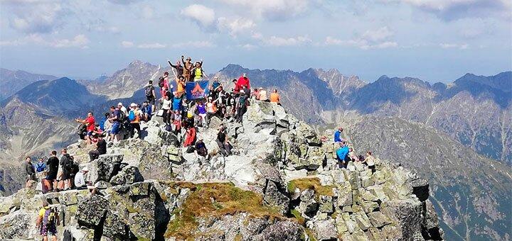 Четырёхдневный тур в Высокие Татры в Словакии с восхождением на гору Рысы от «Aktur»
