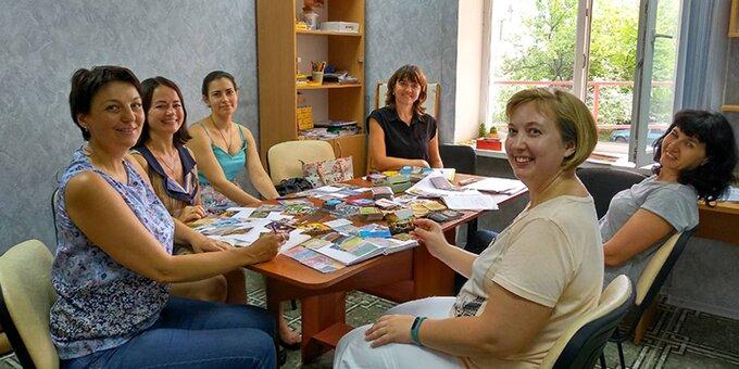 Обучение по психологии и метафорическим картам в центре «Ассоциация психологии семьи»
