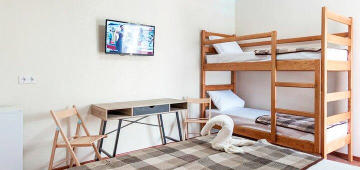 От 3 дней отдыха с завтраками в отеле «Villa Solomare» в Каролино-Бугазе