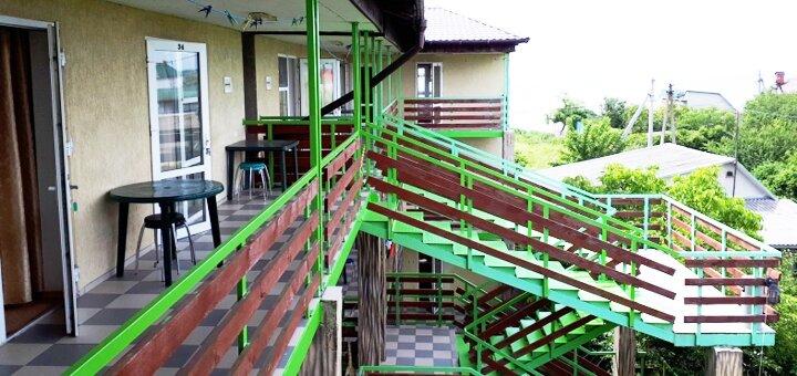От 3 дней отдыха в июле и августе в отеле «Миндаль» в Затоке на Черном море
