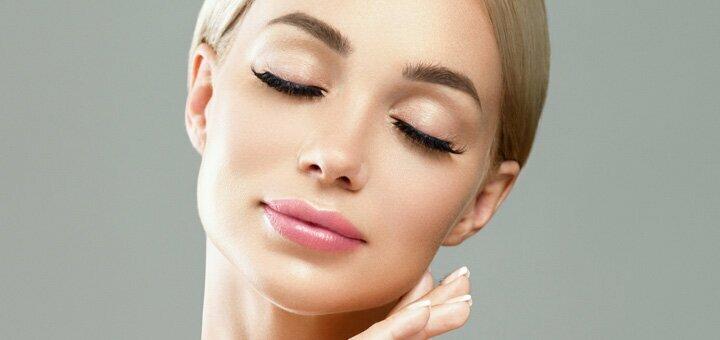 До 3 сеансов комбинированной чистки лица с пилингом в косметологическом кабинете «Beautiful»