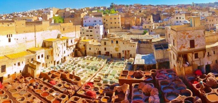 Тур в Марокко с сафари по Сахаре и выходом к океану от «Aktur»