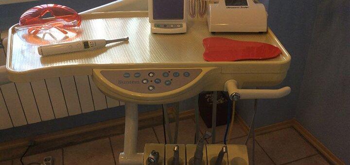 Скидка 65% на лазерное отбеливание зубов системой «Magic Smile» в клинике «Абсолют Дент»