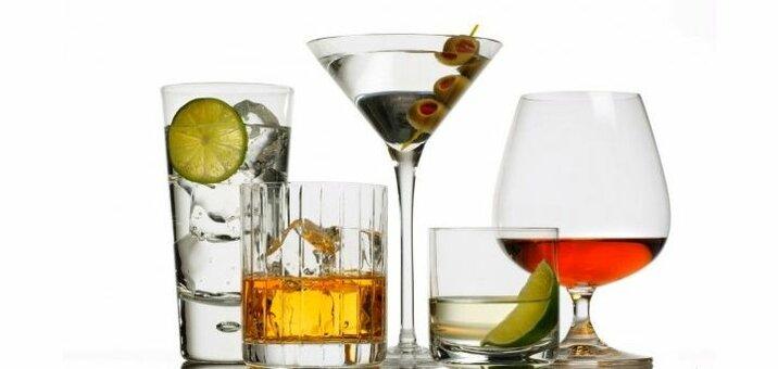 Скидка 10% на алкогольные напитки в Сумах