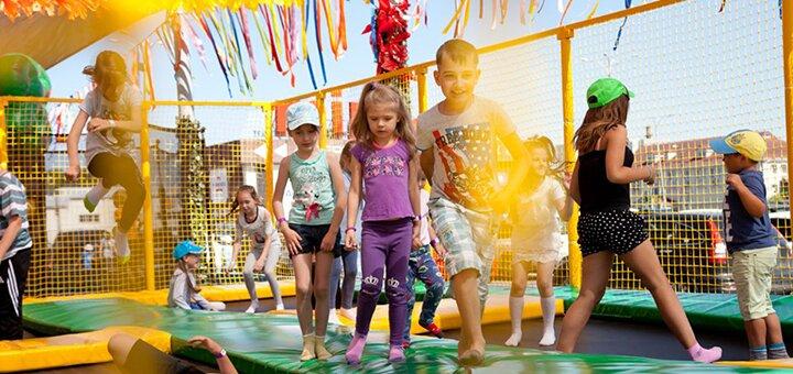 Входной билет для детей и взрослых в детский парк развлечений «Summer Park» в любой день