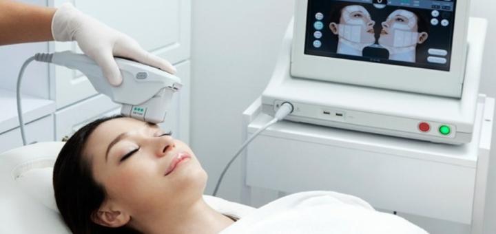 Скидка до 84% на SMAS-лифтинг лица и шеи аппаратом «ULTHERA SYSTEM» в студии «Beauty Med»