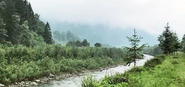Рафтинг-тур по реке Черный Черемош и поход на обсерваторию Белый Слон от «Buli Tour»