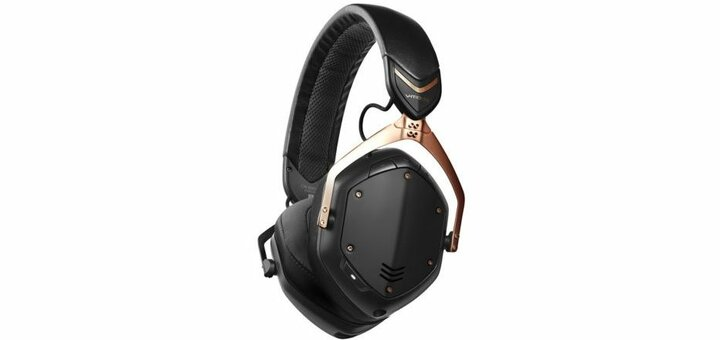 Скидка 7% на наушники V-Moda Crossfade II Wireless (Rose Gold) от «Intermuzika»