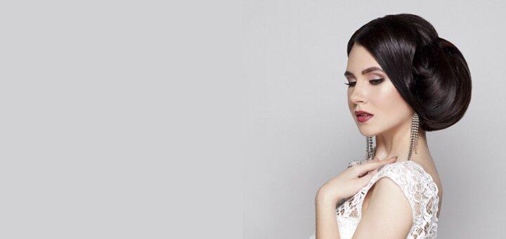 Стрижка с укладкой в салоне красоты «Fast Fashion Brelil Professional»
