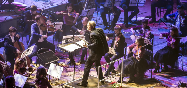 Билет на концерт Гарика Кричевского в Летнем театре на Морвокзале, 17 августа