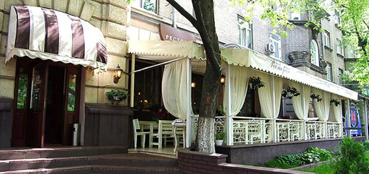 Устрицы и вино в итальянском ресторане «Примавера»