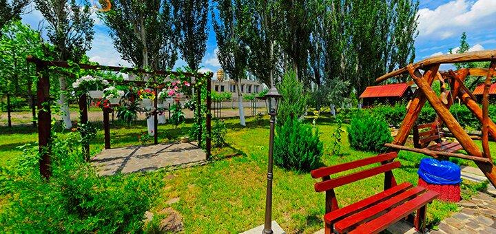От 3 дней отдыха у моря в сентябре в отеле с бассейном «Лагуна» в Коблево