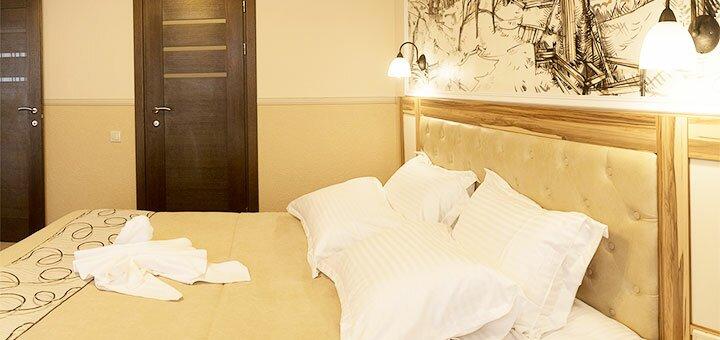 От 2 дней летнего отдыха в отеле «Petros» в Буковеле