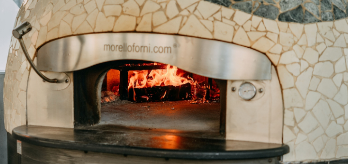 Скидка 50% на пиццу, суши, пасту, десерты, коктейли и пиво в летней террасе «Портофино»