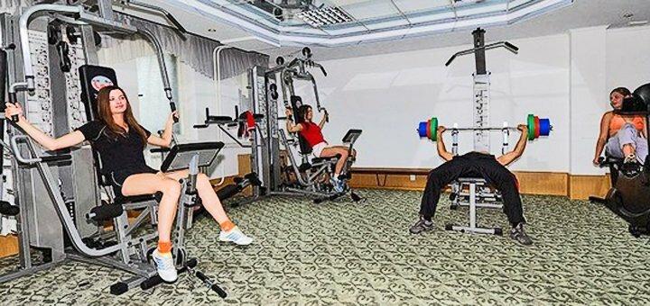 От 3 дней осеннего отдыха с бассейном и процедурами в комплексе «Карпаты» в Яремче
