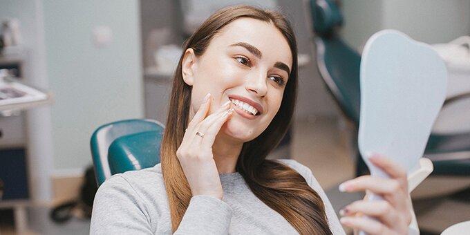 Ультразвукова чистка зубів, «Air-Flow» та фторування в стоматологічному кабінеті Ірини Нікітіной