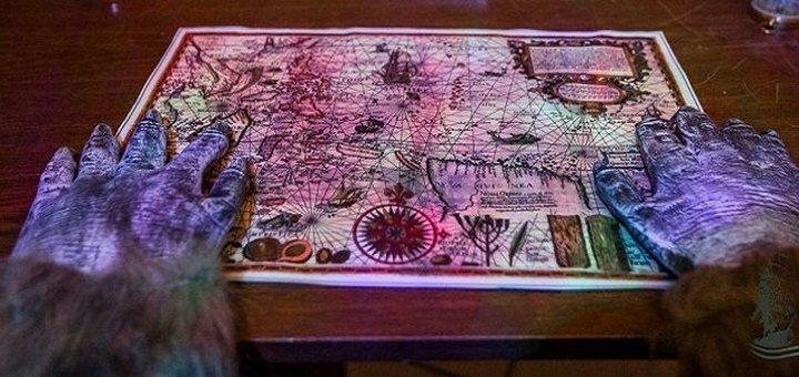 2 часа игры для 11 деток в квест-комнате «Корабль-Призрак»