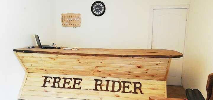 От 3 дней отдыха осенью в отеле «Freerider» в Драгобрате