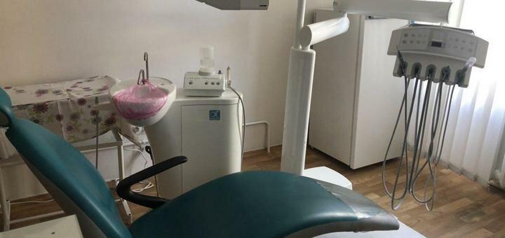 Ультразвуковая чистка зубов в частном стоматологическом кабинете Дарьи Сысоевой
