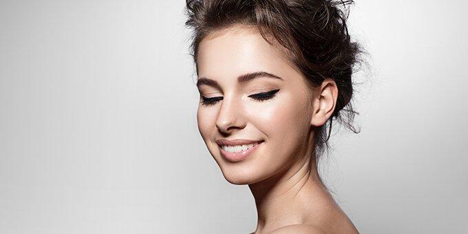 Чистка лица с массажем, маской или пилингом от косметолога Ирины Чабан