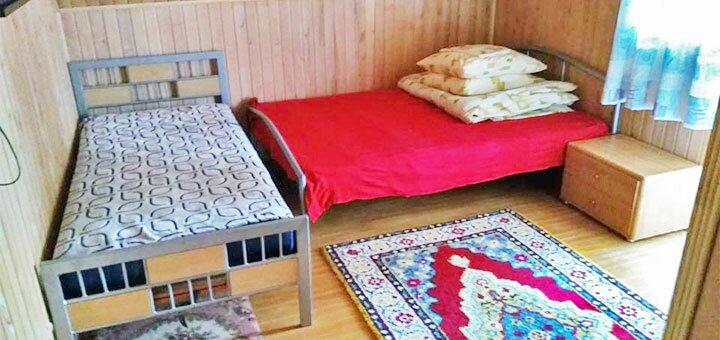 От 3 дней отдыха в усадьбе «Біля струмка» в Закарпатье