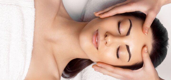 Чистка лица, альгинатная маска, лимфодренажный массаж, дарсонвализация в «CosmoBeauty_studio»
