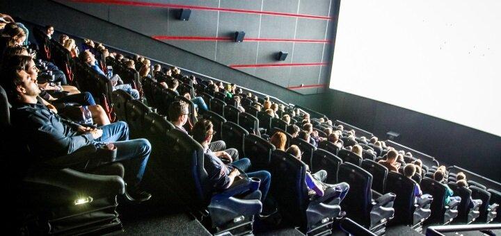 Знижка 50% на квитки на сеанси по буднях в мережі кінотеатрів «Планета Кіно»