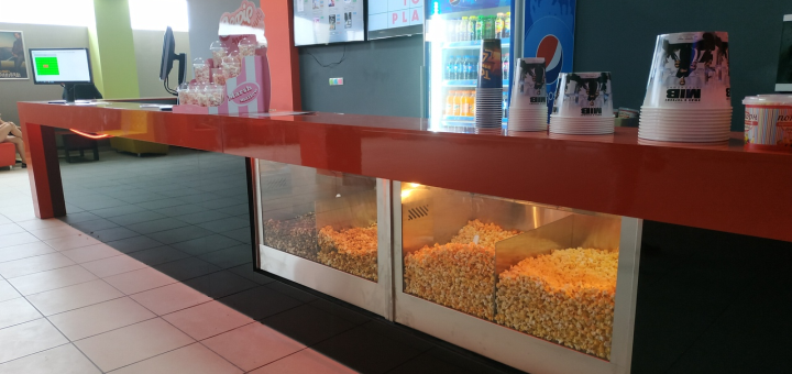 Скидка 50% на билеты в кинотеатр «Космос Кино»