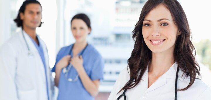 Комплексное обследование у маммолога и гинеколога в клинике «Медиана»