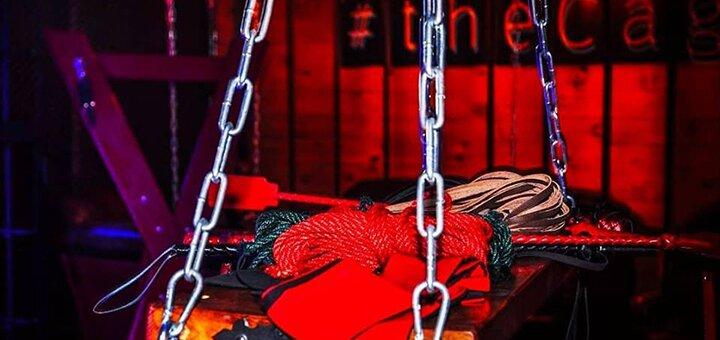 Кальян и чай в арт-баре «The Cage»