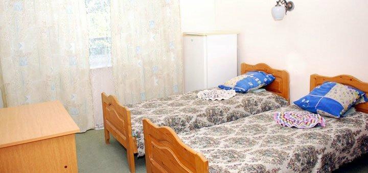 От 3 дней отдыха в августе в комфортабельном туристическом комплексе «Виктория» в Коблево
