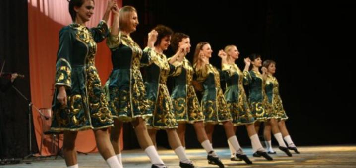 До 16 занятий танцами в школе ирландского танца «Fire dance»