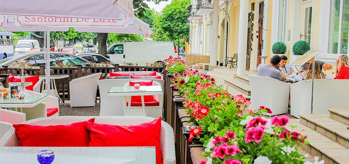 От 2 дней отдыха осенью в отеле «Victory Star» в самом центре Одессы