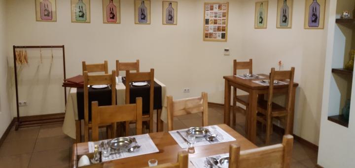 Скидка 40% на всё меню кухни и бара в питейном заведении «Белка»