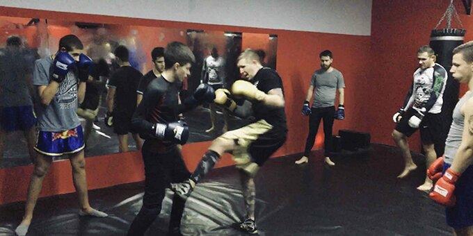 До 24 занятий боевыми искусствами в клубе «Combat Force Gym»