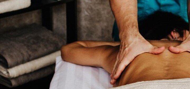 До 5 сеансов массажа спины или шейно-воротниковой зоны в студии «Laresh»