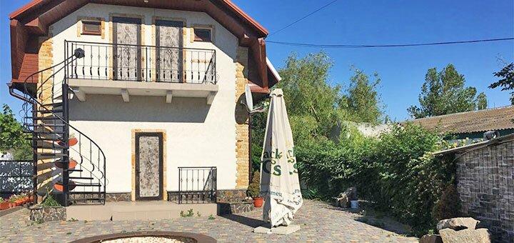 От 3 дней отдыха в сентябре в отеле «Славлена» в Коблево