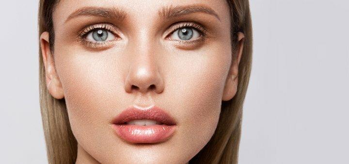 Скидка до 35% на увеличение формы губ в клинике «Sono»