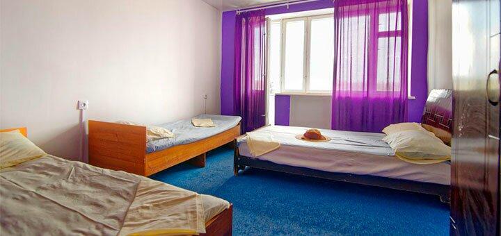 От 3 дней отдыха в бархатный сезон в отеле «Воздух» в Коблево на Черном море