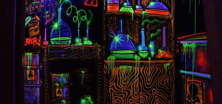 До 60 минут игры в лазертаг в ТРЦ «ART MALL»