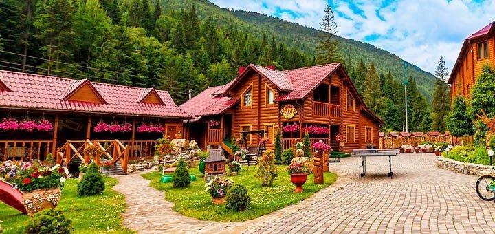 От 3 дней отдыха с питанием в корпусе «DeLuxe» в отеле «Ольга» в Татарове