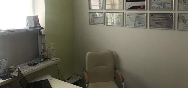 Обследование у кардиолога в медицинском центре  «Symonets DOC center»