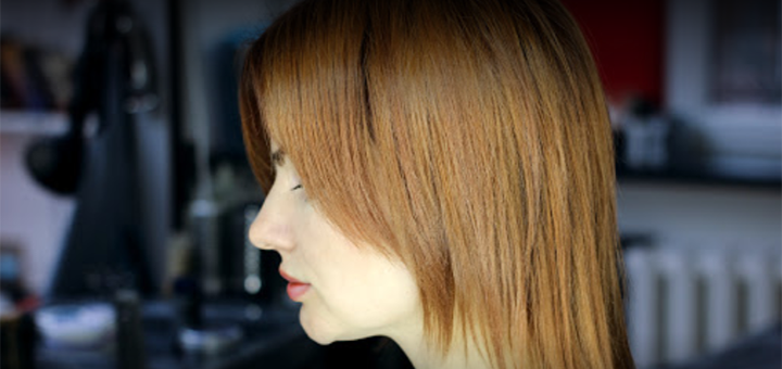 Кератиновое выпрямление волос любой длины в арт-студии «Blarts»