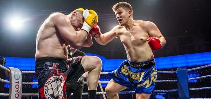 12 занятий боксом и кикбоксингом от бойцовского клуба «Сражение»
