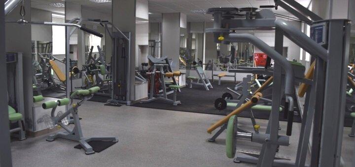 До 20 персональных тренировок в фитнес-клубе «Steel Gym»