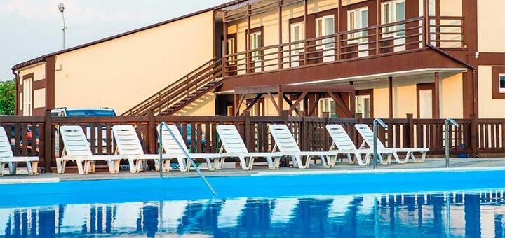 От 3 дней в сентябре в отельном комплексе «Egoist Sea Resort Hotel» на побережье Азовского моря